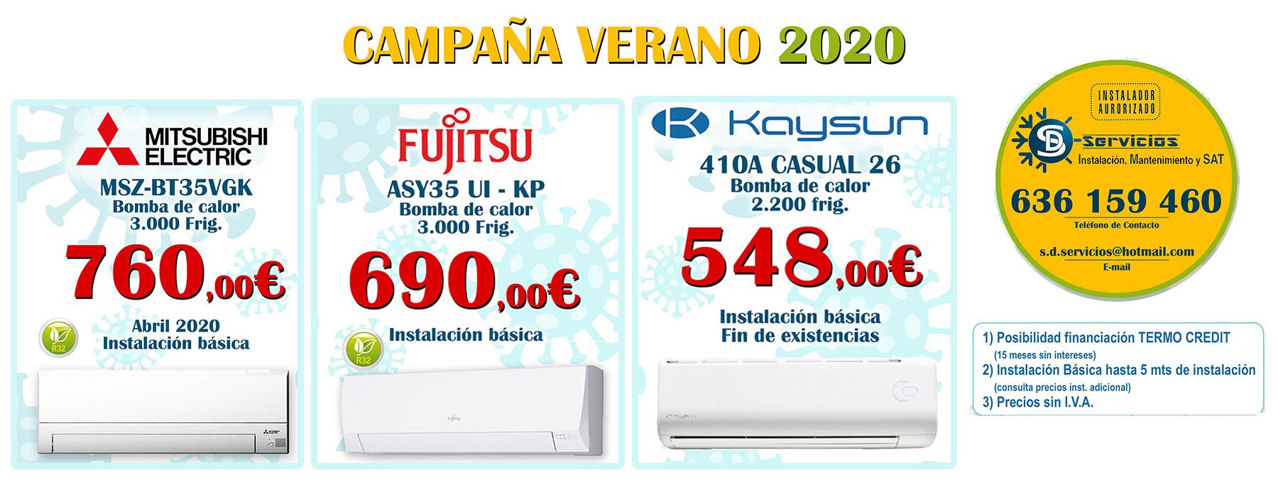 oferta aire acondicionado Alcalá de Henares